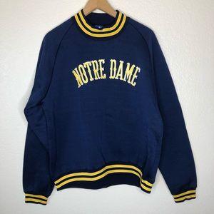 """Champion """"Notre Dame"""" Crewneck"""